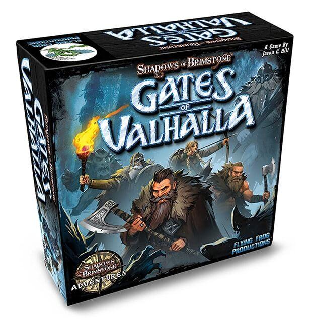 Shadows of Brimstone Adventure Sets - Gates of Valhalla