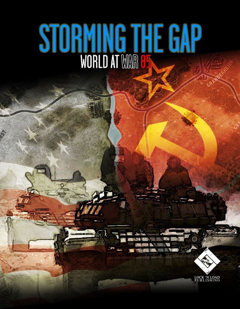 Jeu Storming the Gap - World At War 85 - par Lock'n Load Publishing