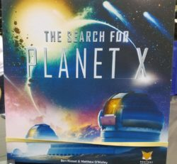 Jeu The Search for Planet X par Foxtrot Games