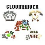 Décors 3D pour Gloomhaven