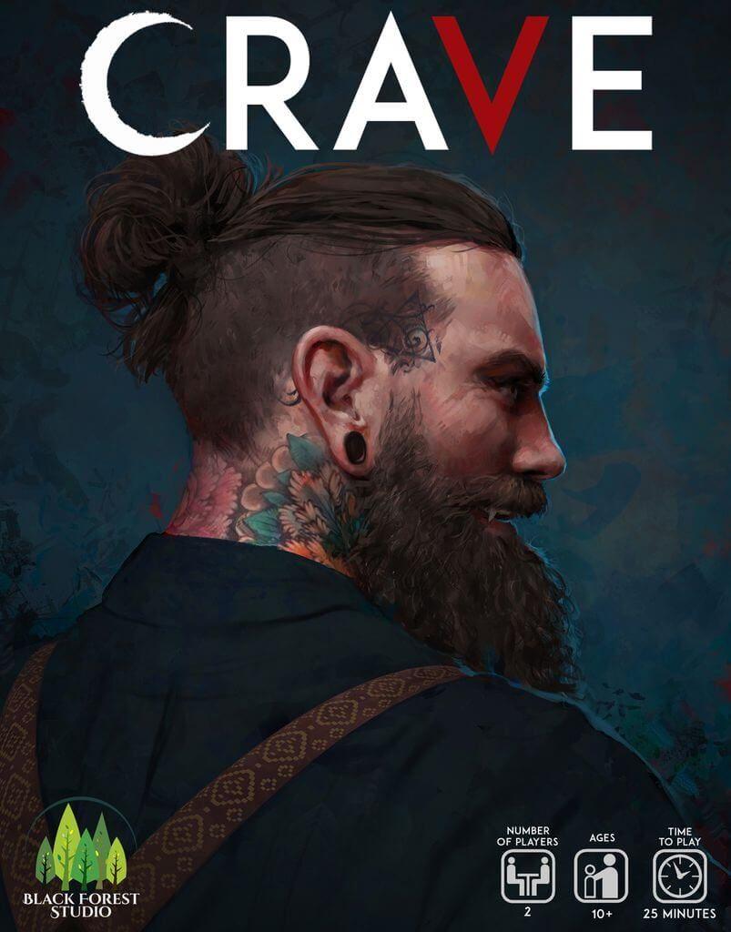Jeu Crave par Black Forest Studio