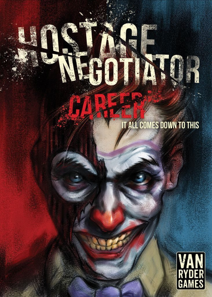 Extension Hostage Negociator: Career par Van Ryder Games