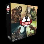 Jeu Maximum Apocalypse - Legendary Edition par Rock Manor Games