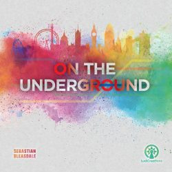 Jeu On the Underground :London/Berlin par LudiCreations