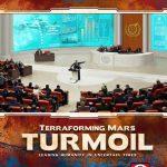 Terraforming Mars – extension Turmoil – KS en 2019