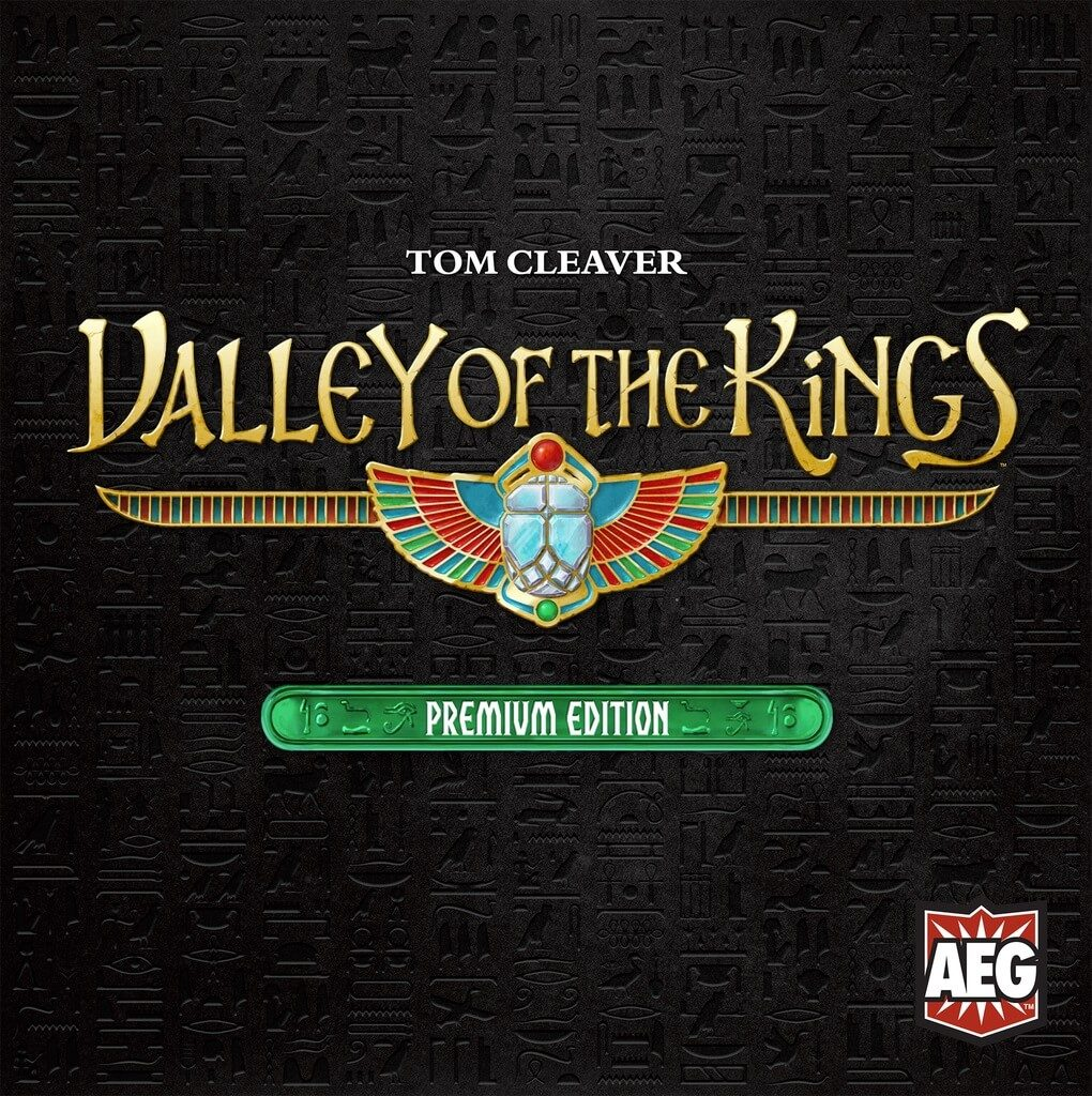 JeuValley of the Kings - Premium Edition - par Alderac - AEG