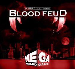Jeu Vampire The Masquerade – Blood Feud par Everything Epic Games