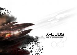 Jeu X-ODUS: Rise of the Corruption par Bored Game Ink