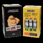 Les Gens Qui – par Chouic – livraison juin 2019