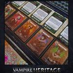 Jeu Vampire: La Mascarade - Héritage