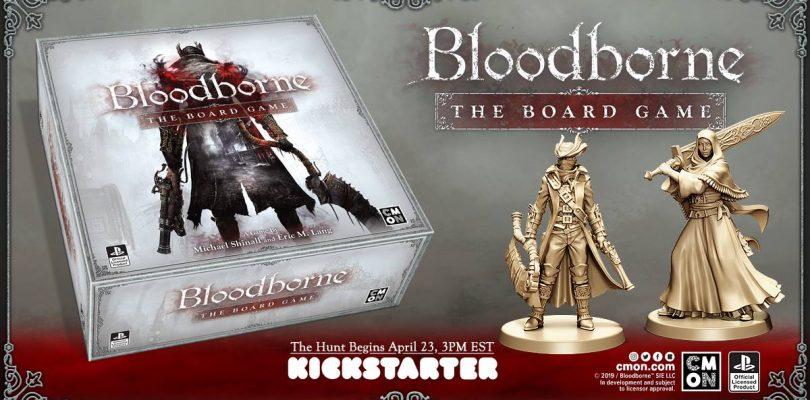 Bloodborne par CMON - Teaser