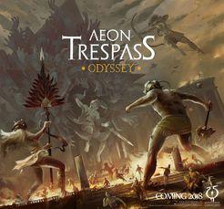 Jeu Aeon Trespass Odyssey