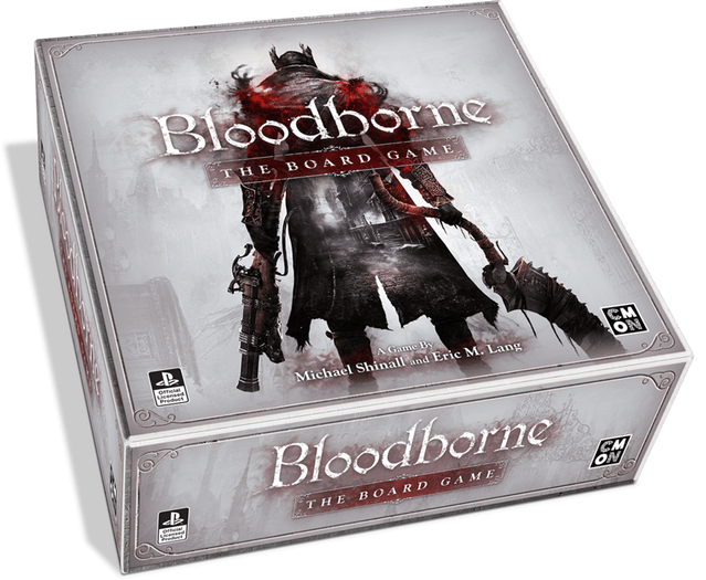 Jeu Bloodborne the Board Game par CMON