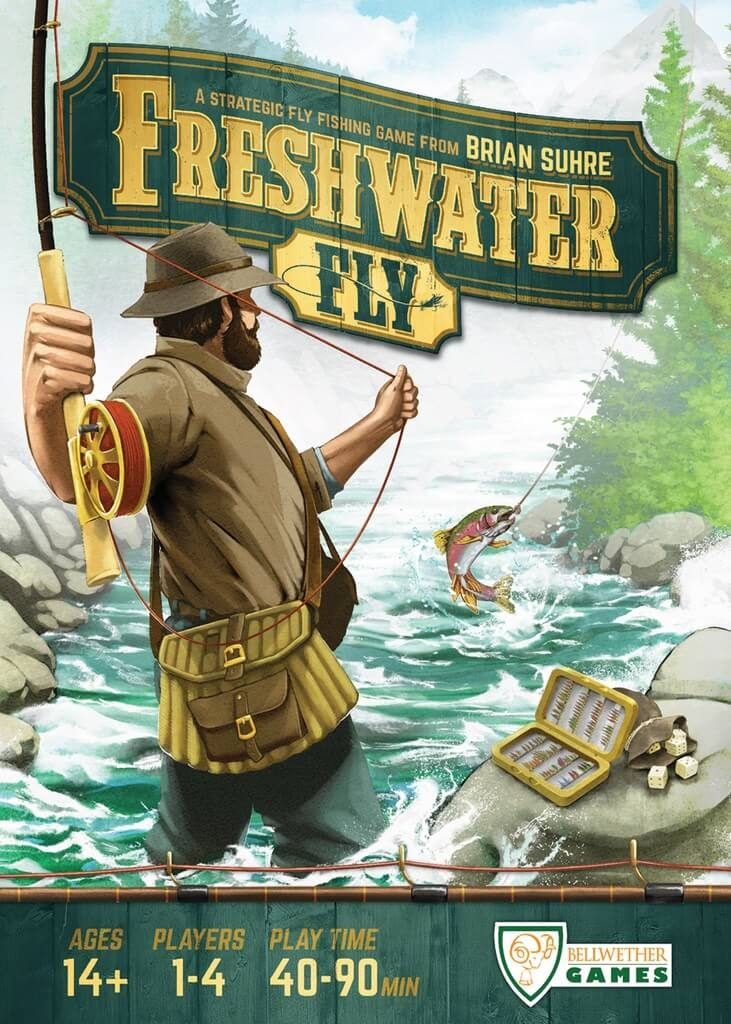 Jeu Freshwater Fly par Bellwether Games