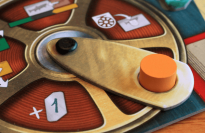 Jeu Freshwater Fly par Bellwether Games - moulinet-rondelle
