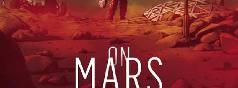 Jeu On Mars de Lacerda par Eagle-Gryphon Games - header