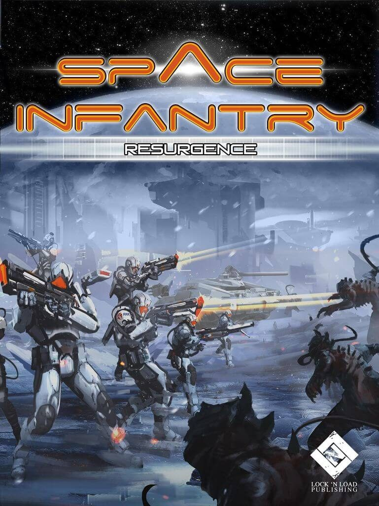 Jeu Space Infantry Resurgence par Lock 'n Load