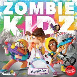 Jeu Zombie Kidz Évolution par Le Scorpion Masqué