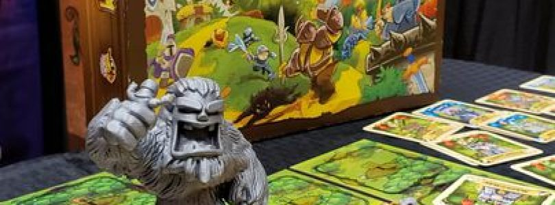 Kingdom Rush - Time Rift - par Lucky Duck Games -