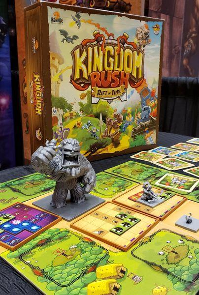 Kingdom Rush - Time Rift - par Lucky Duck Games -
