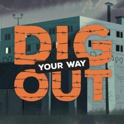 Jeu Dig Your Way Out par Borderline Edition