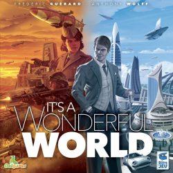 Jeu It's a Wonderful World – par La boite de jeu