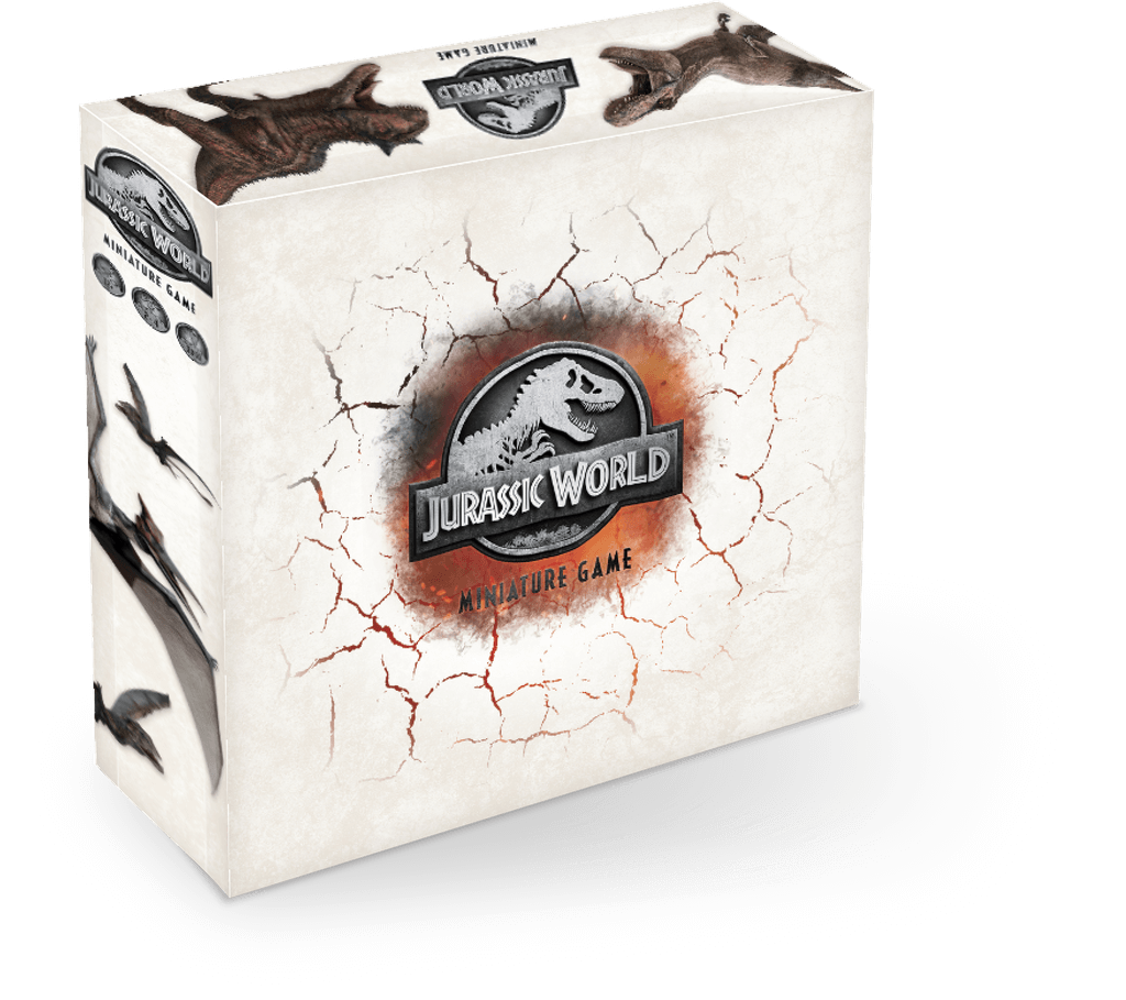 Jeu Jurassic World Miniature Game – par Exod Games