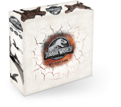 Jeu Jurassic World Miniature Game – par Exod Games
