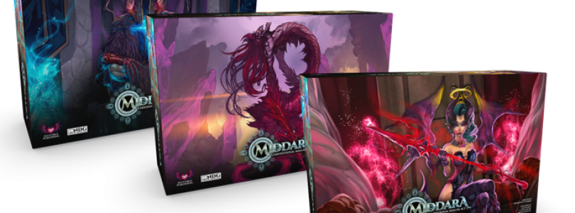 jeu Middara par Succubus Publishing