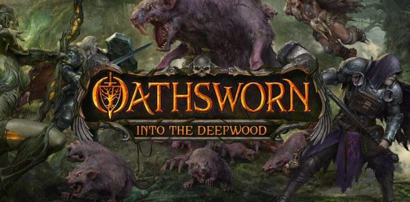 Jeu Oathsworn par Shadowborne Games