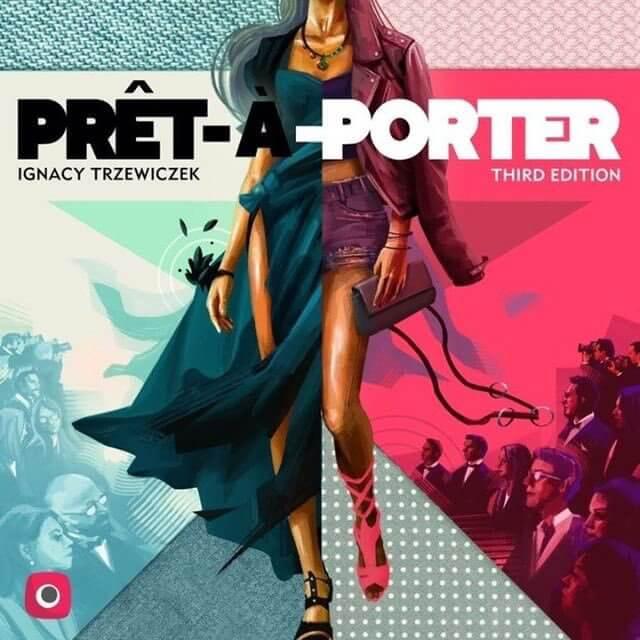 Jeu Prêt-à-Porter 3rd edition parPortal Games