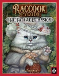 Jeu Raccoon Tycoon - par Forbidden Games - Extension Fat Cat