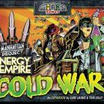 Jeu The Manhattan Project - Energy Empire – Cold War par Minion Games