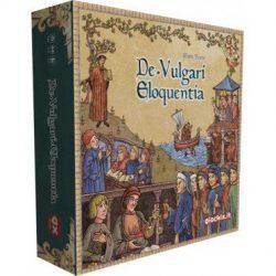 Jeu De Vulgari Eloquentia (deluxe edition) par Giochix