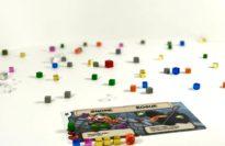 Jeu Dungeon Drop – Kickstarter par Phase Shift Games - Partie en cours