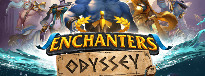 Jeu Enchanters Odyssey - par Gindie - Kickstarter par Ludibooster