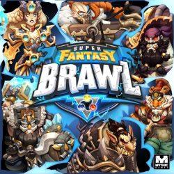 Jeu Super Fantasy Brawl par Mythic Games - boite