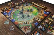 Jeu Super Fantasy Brawl par Mythic Games - partie