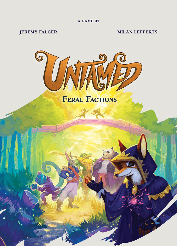 Jeu Untamed Feral Faction - par Grumpy Owl Games