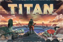 Jeu Titan par Holy Grail Games