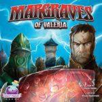 Jeu Margraves of Valeria - Kickstarter par Daily Magic Games