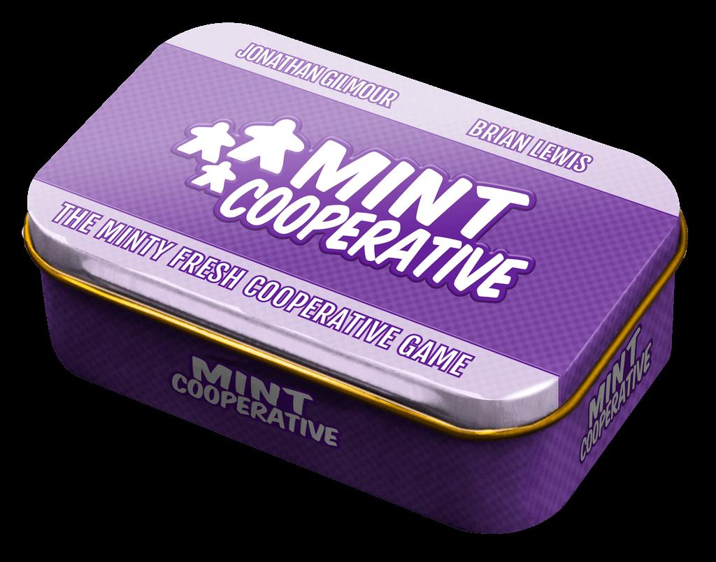 Jeu Mint Cooperative - Kickstarter par Five24 Labs
