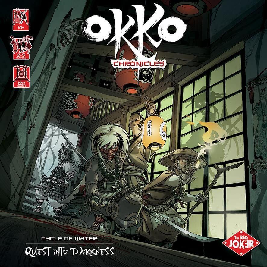 Jeu Okko Chronicles par The Red Joker