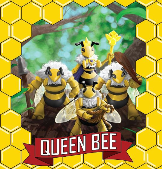 Jeu Queen Bee par Elixir Games