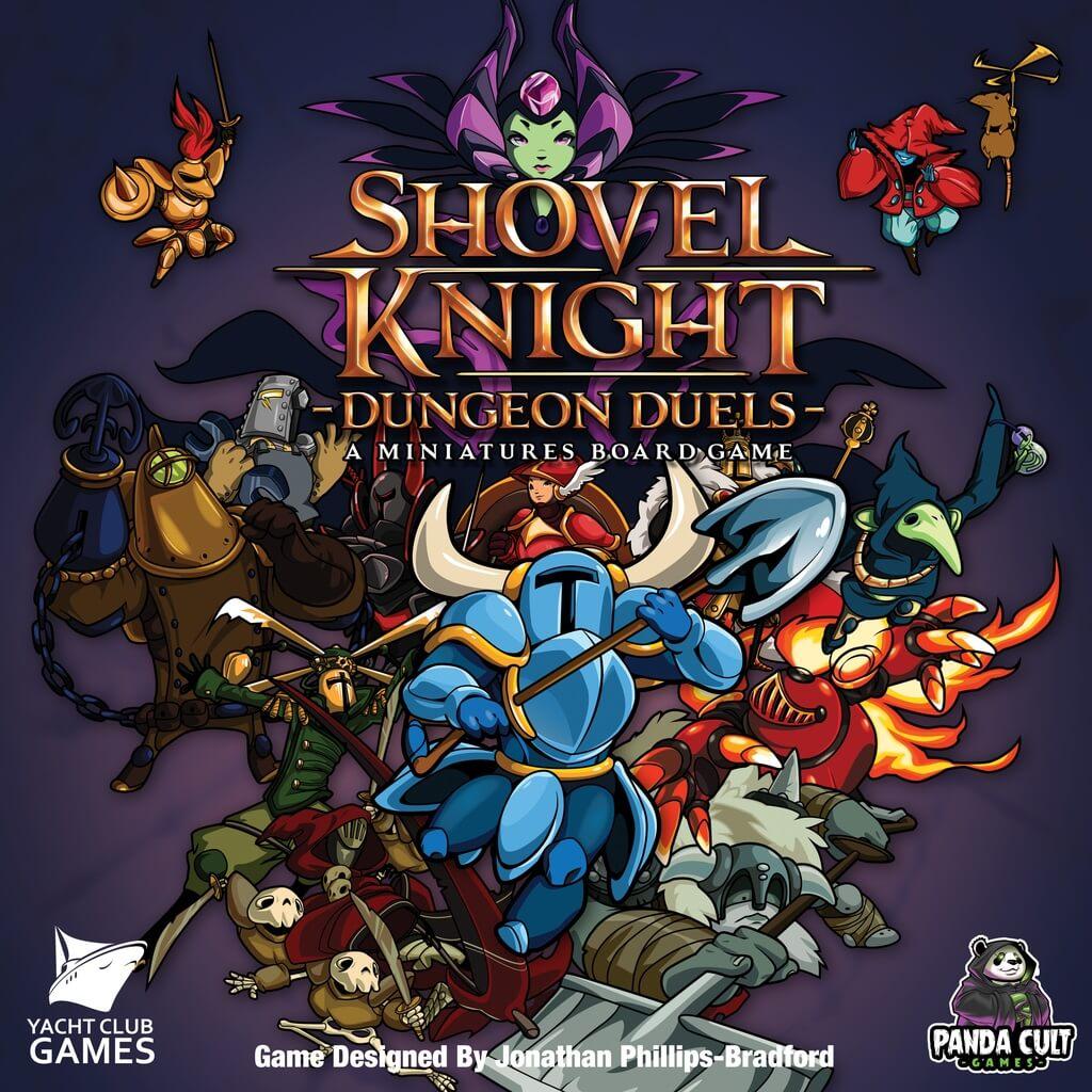 Jeu Shovel Knight par Panda Cult
