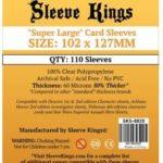 Sleeve Kings Sleeves – saison 2 – fin le 7 août