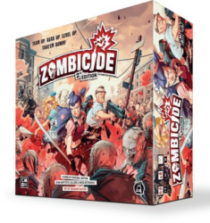 Jeu Zombicide 2nd Edition par CMON