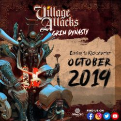 Village Attacks – Grim Dynasty par Grimlord Games