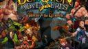Jeu Dungeon Adventures par Room 17