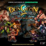 Dungeon Adventures: Threat of the Errants – par Room 17 Games – en novembre